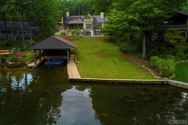 440 West Club Blvd, Lake Toxaway, NC 28747 (MLS #92971) :: Berkshire Hathaway HomeServices Meadows Mountain Realty