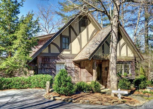 59 Wicket Way, Cashiers, NC 28717 (MLS #92974) :: Berkshire Hathaway HomeServices Meadows Mountain Realty
