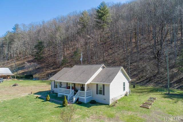 4960 Caney Fork Road, Cullowhee, NC 28723 (MLS #92987) :: Pat Allen Realty Group