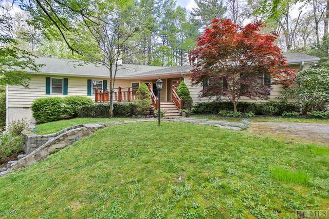 144 Talley Road, Highlands, NC 28741 (MLS #92990) :: Pat Allen Realty Group