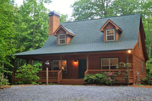 20 Bald Rock Drive West, Sapphire, NC 28774 (MLS #92999) :: Berkshire Hathaway HomeServices Meadows Mountain Realty