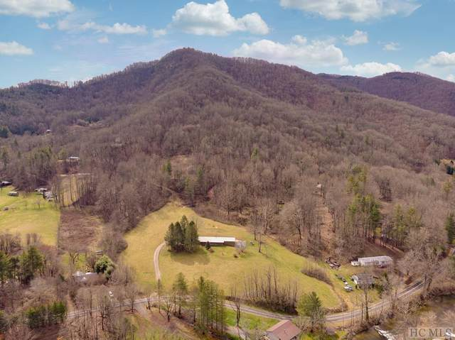 2871 River Road, Franklin, NC 28734 (MLS #93011) :: Berkshire Hathaway HomeServices Meadows Mountain Realty