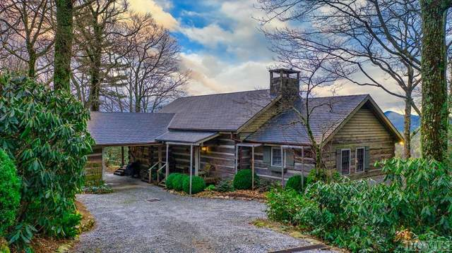 529 Cherokee Trace, Cashiers, NC 28717 (MLS #93043) :: Pat Allen Realty Group