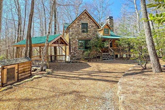 2151 Black Oak Drive, Sapphire, NC 28774 (MLS #93052) :: Berkshire Hathaway HomeServices Meadows Mountain Realty