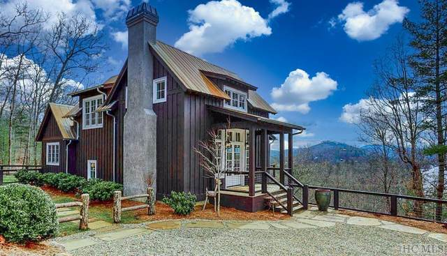 659 Hare Hollow Road, Glenville, NC 28736 (MLS #93061) :: Berkshire Hathaway HomeServices Meadows Mountain Realty