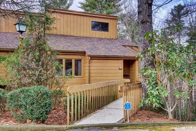 228 - 60 Emerald Ridge Road #60, Cashiers, NC 28774 (MLS #93065) :: Berkshire Hathaway HomeServices Meadows Mountain Realty