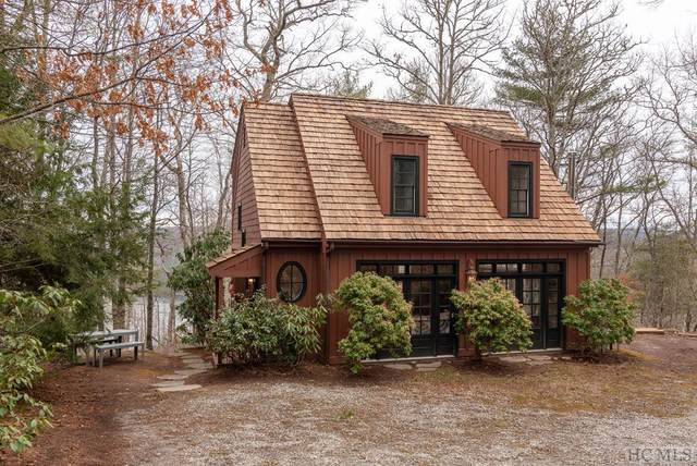 306 Wildberry Lane, Cullowhee, NC 28723 (MLS #93088) :: Berkshire Hathaway HomeServices Meadows Mountain Realty