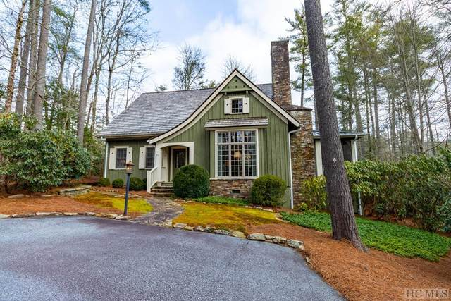 71 Arrowhead Cottage Road, Cashiers, NC 28217 (MLS #93100) :: Pat Allen Realty Group