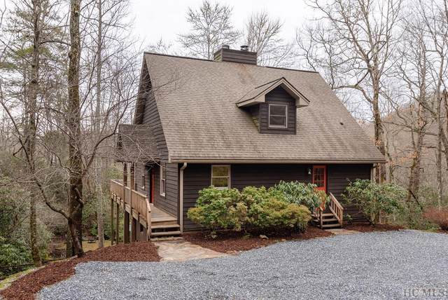 161 Timoshaw Trail, Cullowhee, NC 28723 (MLS #93108) :: Berkshire Hathaway HomeServices Meadows Mountain Realty