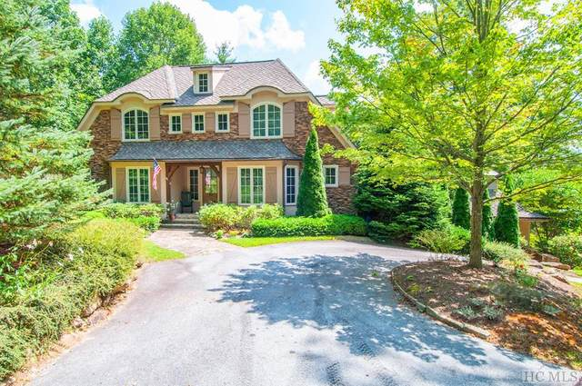 911 Trillium Ridge Road, Cullowhee, NC 28717 (MLS #93135) :: Berkshire Hathaway HomeServices Meadows Mountain Realty