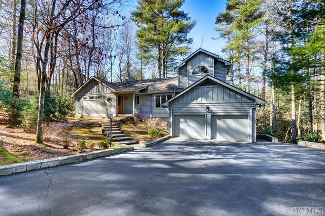 172 Rushing Springs Lane, Sapphire, NC 28774 (MLS #93137) :: Pat Allen Realty Group
