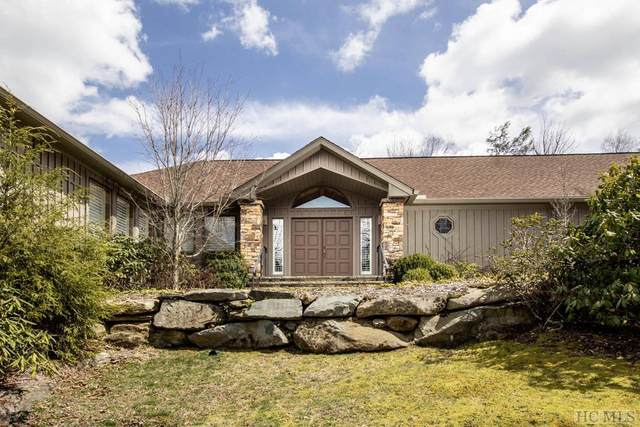 814 Garnet Rock Trail, Highlands, NC 28741 (MLS #93140) :: Berkshire Hathaway HomeServices Meadows Mountain Realty