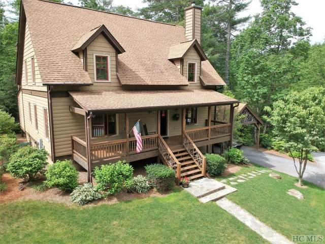 37 Petite Path, Cashiers, NC 28717 (MLS #93141) :: Berkshire Hathaway HomeServices Meadows Mountain Realty