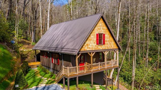 3709 Whiteside Cove Road, Cashiers, NC 28717 (MLS #93150) :: Berkshire Hathaway HomeServices Meadows Mountain Realty