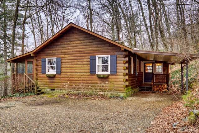 494 Satulah Ridge Road, Highlands, NC 28741 (MLS #93152) :: Berkshire Hathaway HomeServices Meadows Mountain Realty