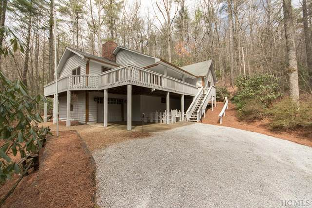 264 Hammond Road, Highlands, NC 28741 (MLS #93164) :: Berkshire Hathaway HomeServices Meadows Mountain Realty