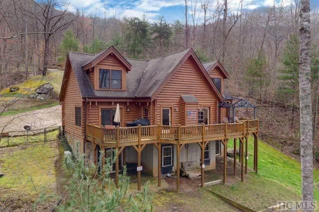 508 E Hemlock Falls Dr, Franklin, NC 28734 (MLS #93168) :: Berkshire Hathaway HomeServices Meadows Mountain Realty