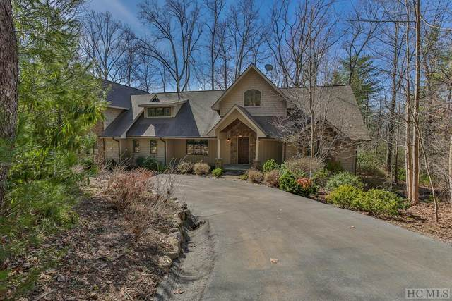 983 Spring Forest Road, Sapphire, NC 28774 (MLS #93169) :: Pat Allen Realty Group