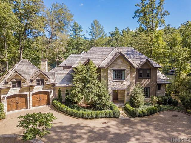680 Silver Springs Road, Cashiers, NC 28717 (MLS #93170) :: Berkshire Hathaway HomeServices Meadows Mountain Realty