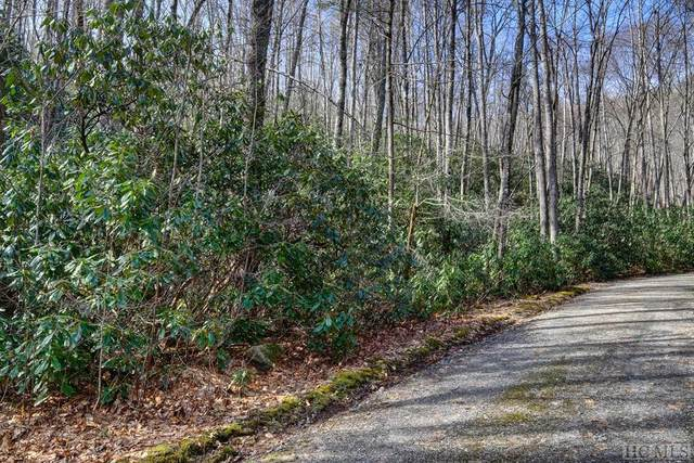 Lot 29 Hatcher Falls Road, Cullowhee, NC 28723 (MLS #93177) :: Pat Allen Realty Group