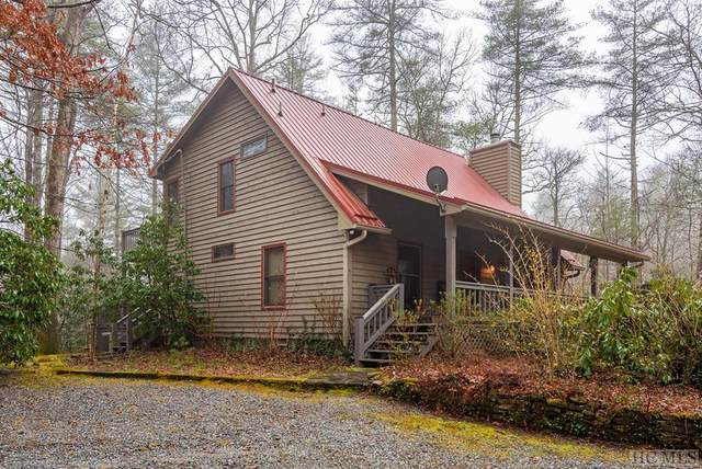 502 Spring Valley Road, Cashiers, NC 28717 (MLS #93180) :: Berkshire Hathaway HomeServices Meadows Mountain Realty