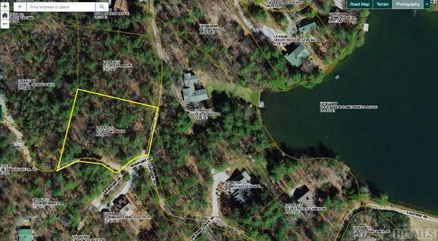 TBD Lakeside Drive, Scaly Mountain, NC 28775 (MLS #93181) :: Berkshire Hathaway HomeServices Meadows Mountain Realty
