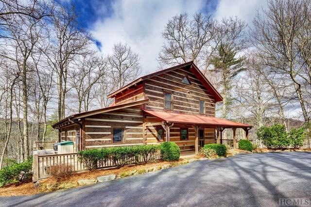 286 Tocami Trail, Cullowhee, NC 28736 (MLS #93187) :: Berkshire Hathaway HomeServices Meadows Mountain Realty