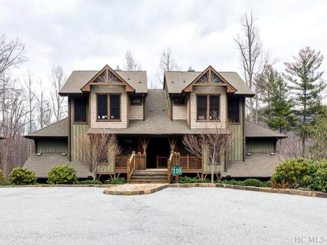 110 Saddlenotch Lane A-1, Tuckasegee, NC 28783 (MLS #93195) :: Berkshire Hathaway HomeServices Meadows Mountain Realty