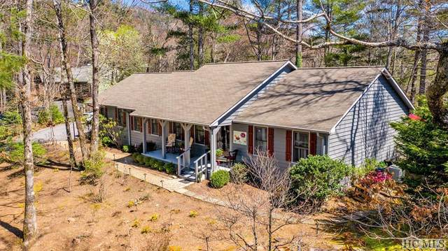 23 Piney Ridge Trail, Sapphire, NC 28774 (MLS #93198) :: Berkshire Hathaway HomeServices Meadows Mountain Realty