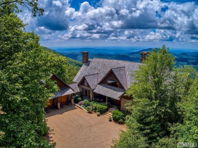 212 Manahawk Way, Sapphire, NC 28774 (MLS #93204) :: Berkshire Hathaway HomeServices Meadows Mountain Realty