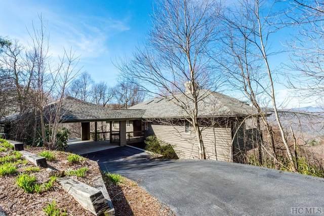 220 Summit Ridge Rd, Lake Toxaway, NC 28474 (MLS #93215) :: Pat Allen Realty Group