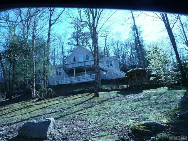 264 Fallen Leaf Lane, Highlands, NC 28741 (MLS #93218) :: Pat Allen Realty Group