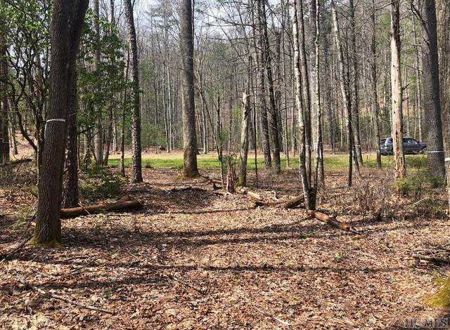 Lot 56 Lonesome Valley Road, Sapphire, NC 28774 (MLS #93228) :: Berkshire Hathaway HomeServices Meadows Mountain Realty