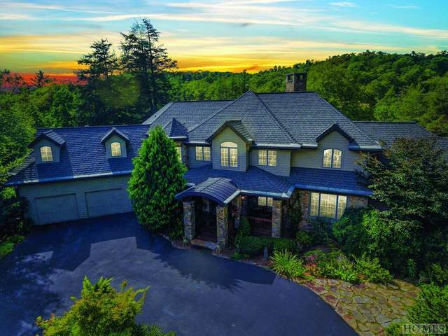 39 Crescent Trail, Highlands, NC 28741 (MLS #93237) :: Berkshire Hathaway HomeServices Meadows Mountain Realty