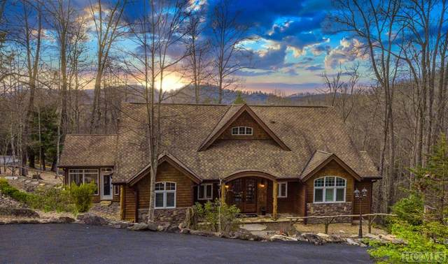 152 Park View Lane, Cullowhee, NC 28723 (MLS #93245) :: Berkshire Hathaway HomeServices Meadows Mountain Realty