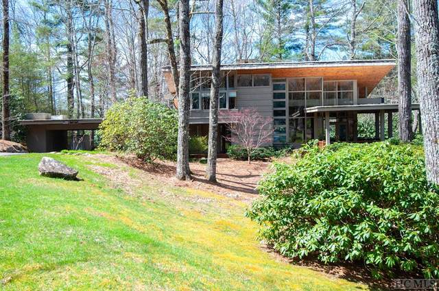 18 Woodland Falls Road, Highlands, NC 28741 (MLS #93248) :: Pat Allen Realty Group