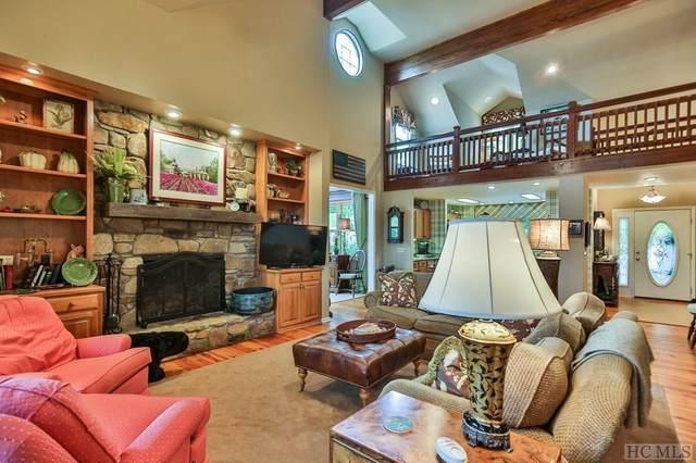 1532 Cullasaja Club Drive, Highlands, NC 28741 (MLS #93261) :: Berkshire Hathaway HomeServices Meadows Mountain Realty