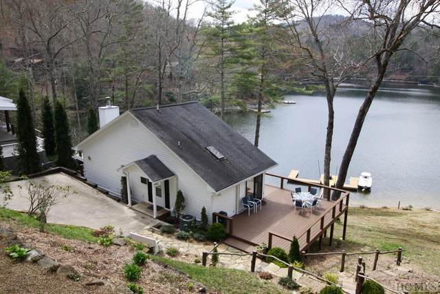 286 Scenic Lake Lane, Cullowhee, NC 28723 (MLS #93267) :: Berkshire Hathaway HomeServices Meadows Mountain Realty