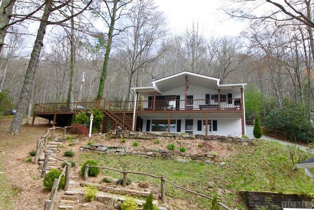 278 Scenic Lake Lane, Cullowhee, NC 28723 (#93268) :: Exit Realty Vistas