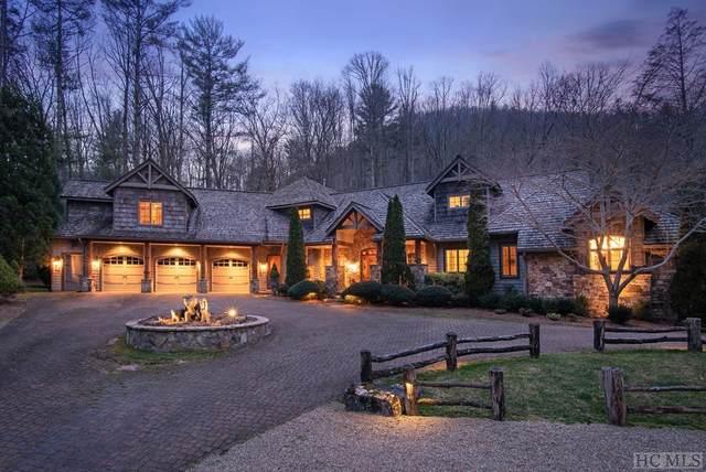 574 Cherokee Trail, Sapphire, NC 28774 (MLS #93275) :: Pat Allen Realty Group