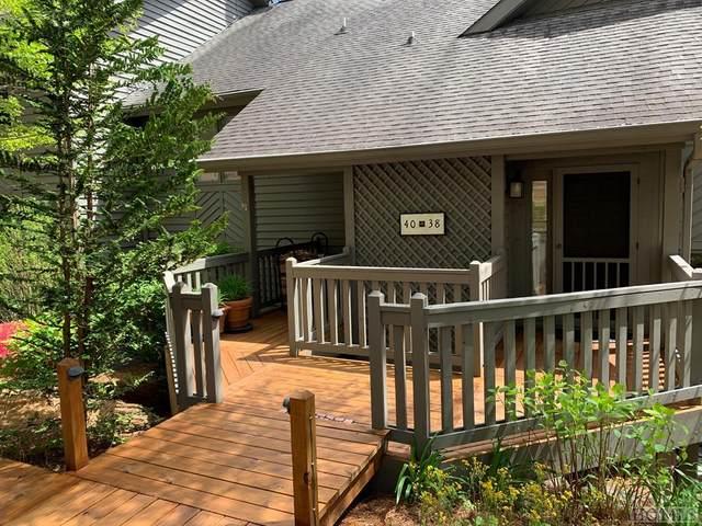 40 S River Park Villas Drive B, Sapphire, NC 28774 (MLS #93306) :: Berkshire Hathaway HomeServices Meadows Mountain Realty