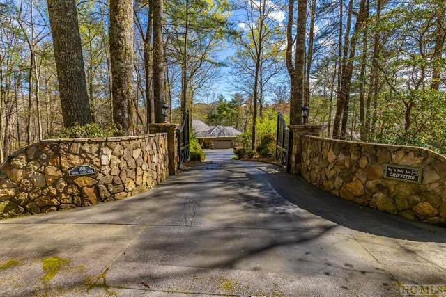 160 Rocky Creek Road, Sapphire, NC 28774 (MLS #93321) :: Berkshire Hathaway HomeServices Meadows Mountain Realty
