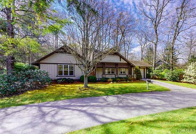 121 Chestnut Hill Drive, Highlands, NC 28741 (MLS #93323) :: Berkshire Hathaway HomeServices Meadows Mountain Realty