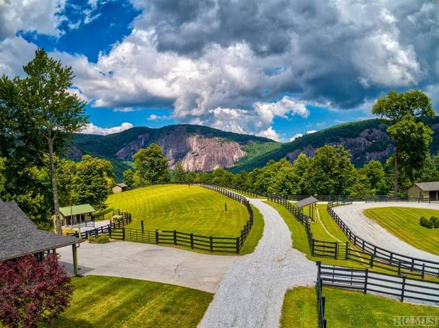 160 Down Ridge Road, Glenville, NC 28736 (MLS #93347) :: Berkshire Hathaway HomeServices Meadows Mountain Realty