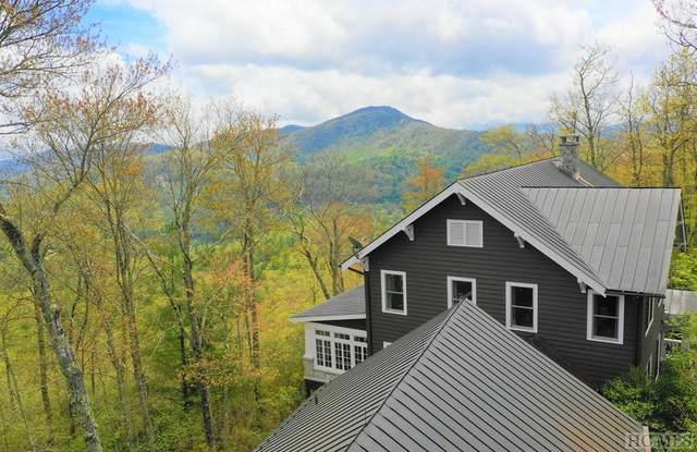 887 Treasurewood Road, Cashiers, NC 28217 (MLS #93357) :: Berkshire Hathaway HomeServices Meadows Mountain Realty
