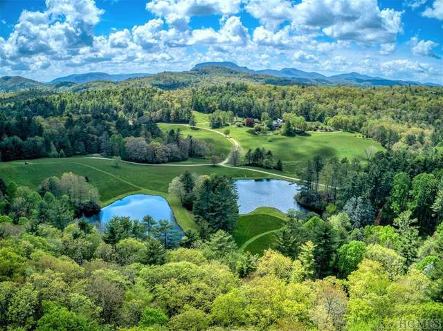 MD-2 Silver Run Road, Cashiers, NC 28717 (MLS #93400) :: Pat Allen Realty Group
