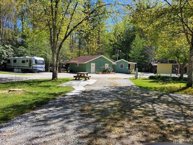 1476 Blue Ridge Road, Lake Toxaway, NC 28747 (MLS #93413) :: Pat Allen Realty Group