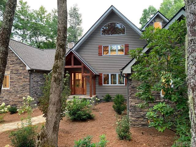 891 Crescent Trail, Highlands, NC 28741 (MLS #93423) :: Berkshire Hathaway HomeServices Meadows Mountain Realty