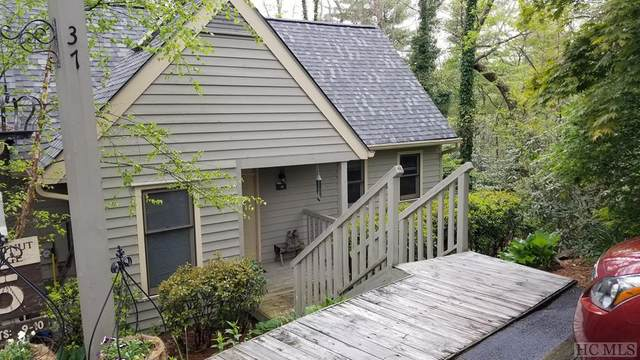 37-#10 Kiwi Lane #10, Sapphire, NC 28774 (MLS #93426) :: Berkshire Hathaway HomeServices Meadows Mountain Realty