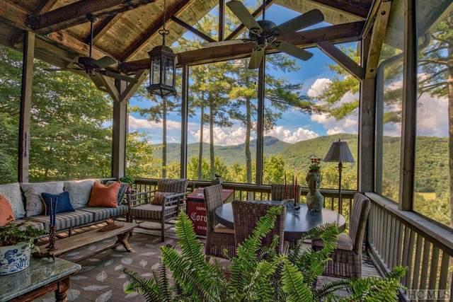 509 Beckonridge Trail, Sapphire, NC 28774 (MLS #93430) :: Berkshire Hathaway HomeServices Meadows Mountain Realty
